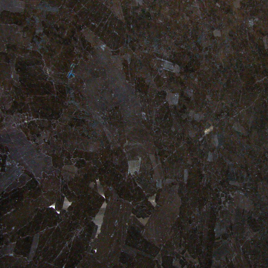 Dark brown granite colors